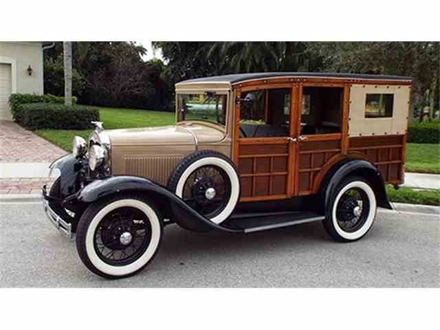 1931 Ford Model A Station Wagon | 965991