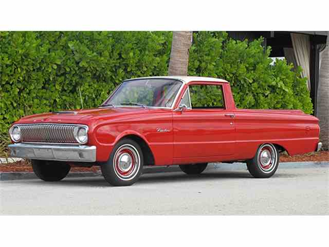 1962 Ford Ranchero   966001