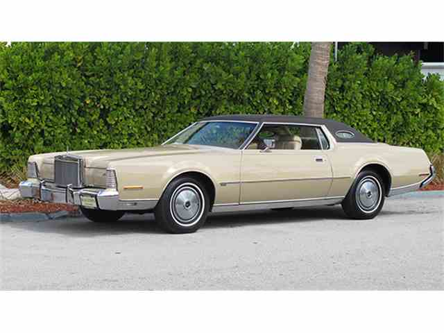 1973 Lincoln Continental Mark IV | 966002