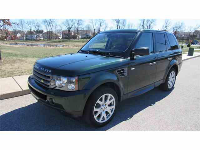 2009 Land Rover Range Rover Sport | 966003