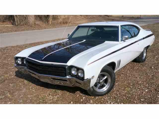 1969 Buick Skylark   966007
