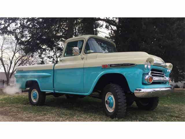 1959 Chevrolet 3100 | 966014