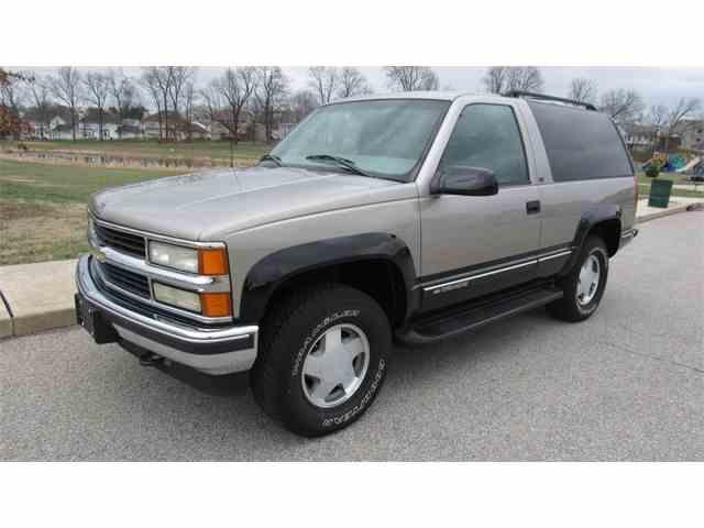 1999 Chevrolet Tahoe | 966030