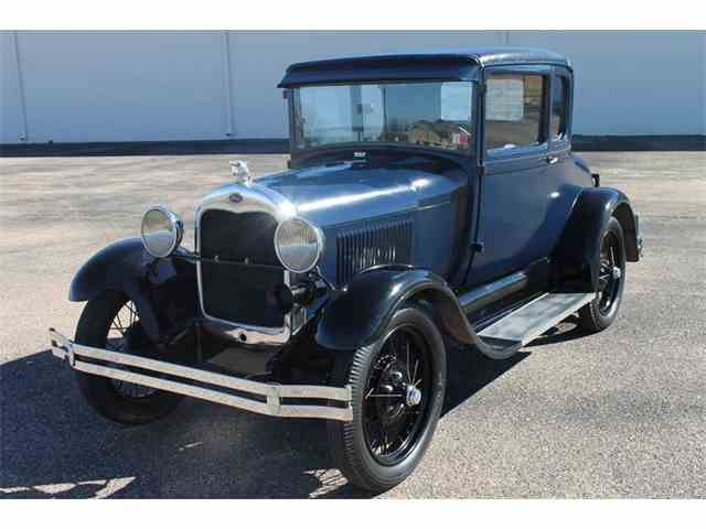 1929 Ford Model A | 966047