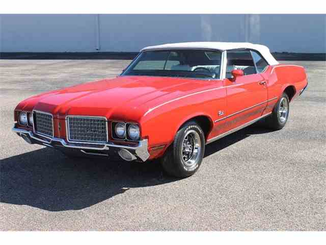1972 Oldsmobile Cutlass Supreme | 966049