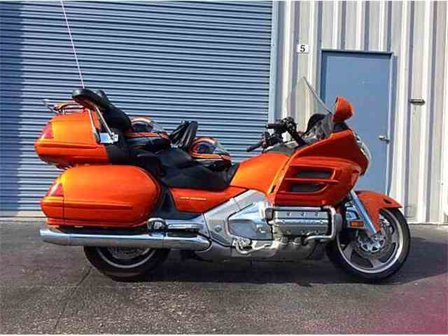 2002 Honda Gold Wing GL1800 | 966069