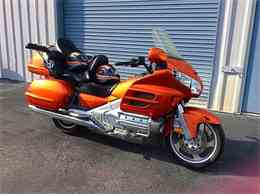 Picture of 2002 Gold Wing GL1800 located in Florida - $16,500.00 - KPF9