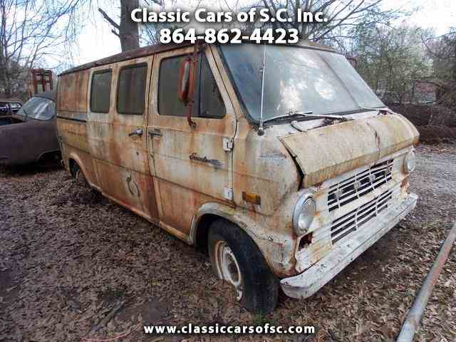 1969 Ford Econoline | 966076