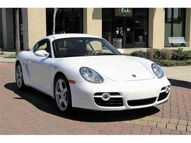 2007 Porsche Cayman | 966081
