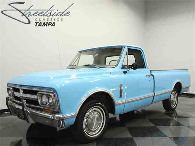 1967 GMC 1/2 Ton Pickup | 966092
