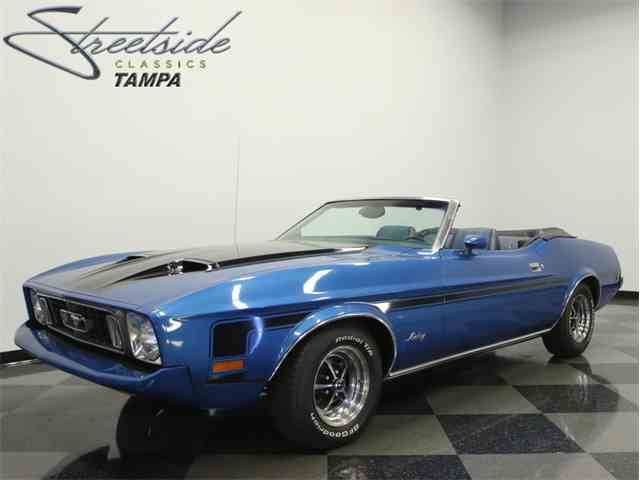 1973 Ford Mustang | 966093