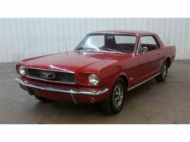 1966 Ford Mustang | 966096