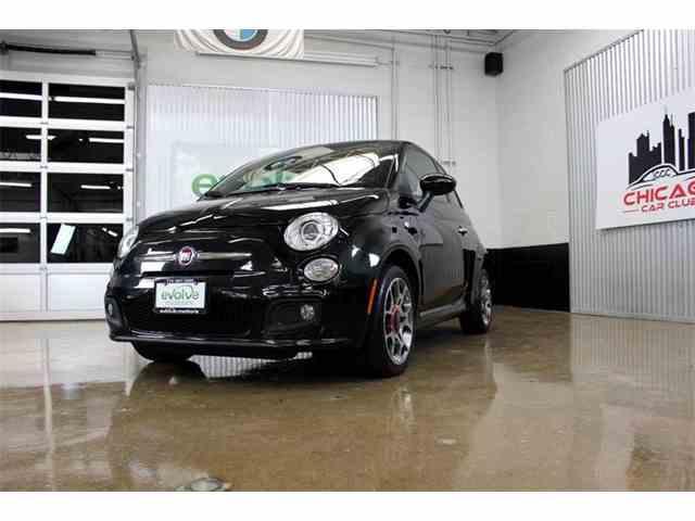 2012 Fiat 500L | 966104