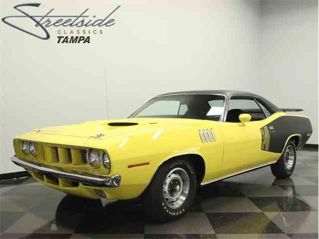 1971 Plymouth Cuda | 966105