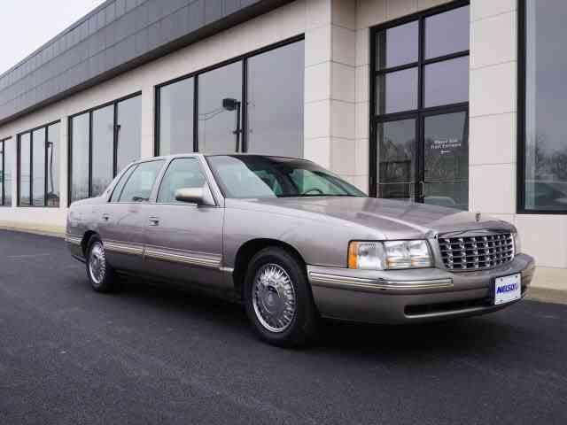 1999 Cadillac DeVille   966108