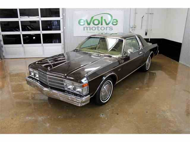 1979 Chrysler LeBaron | 966109