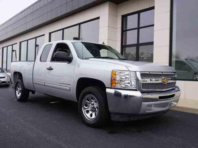 2012 Chevrolet Silverado | 966111