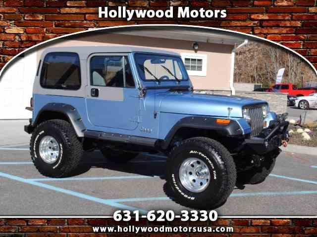 1989 Jeep Wrangler | 966122