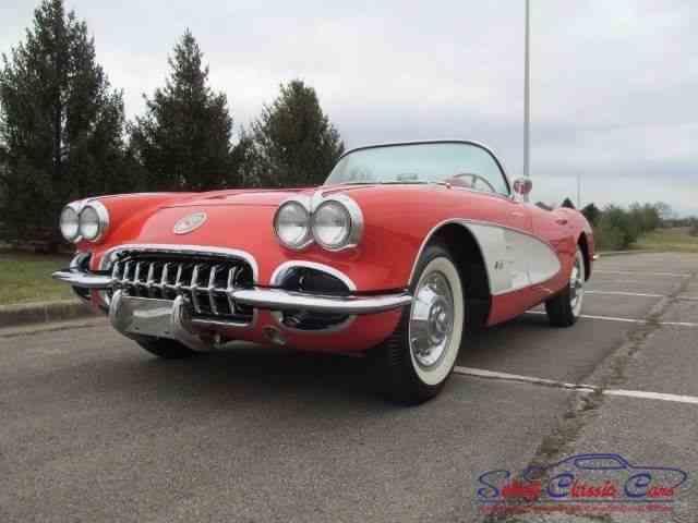 1958 Chevrolet Corvette | 966123