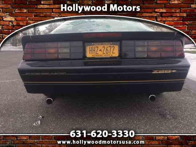 1987 Chevrolet Camaro | 966125
