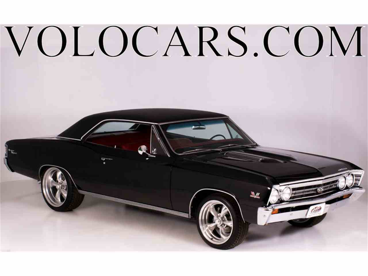 Trucks Under 5000 >> 1967 Chevrolet Chevelle SS for Sale | ClassicCars.com | CC ...
