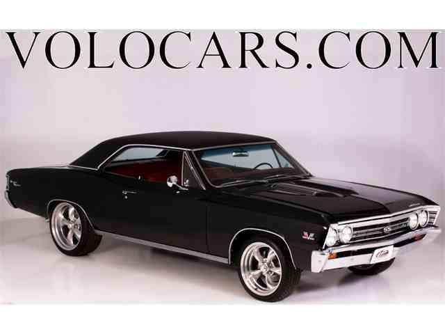 1967 Chevrolet Chevelle SS | 966143