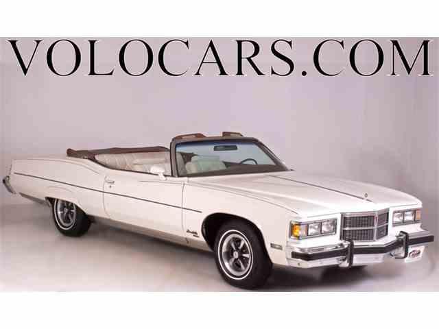 1975 Pontiac Grand Ville Broughham | 966144