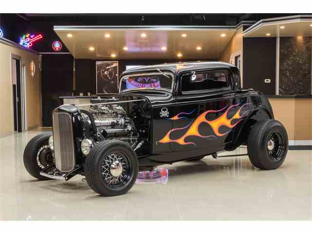 1932 Ford 3-Window Coupe Street Rod | 966147