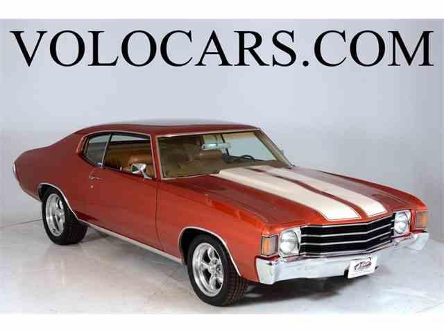 1972 Chevrolet Chevelle | 966148