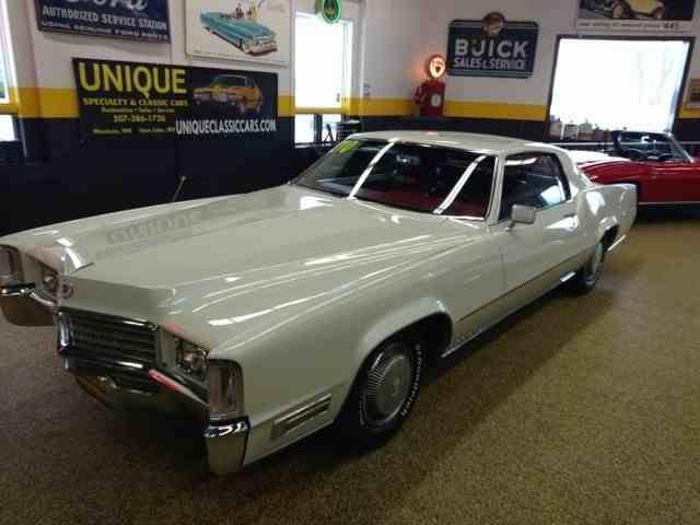 1970 Cadillac Eldorado | 966152