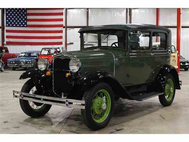 1930 Ford Model A | 966167