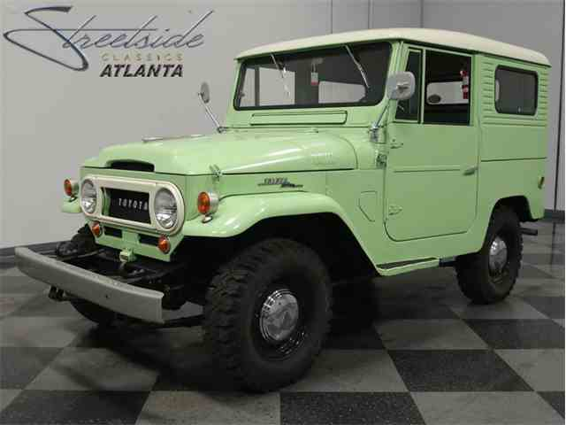 1962 Toyota Land Cruiser FJ | 966170