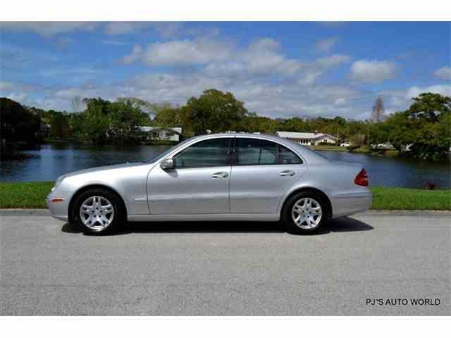 2003 Mercedes-Benz E-Class | 966172