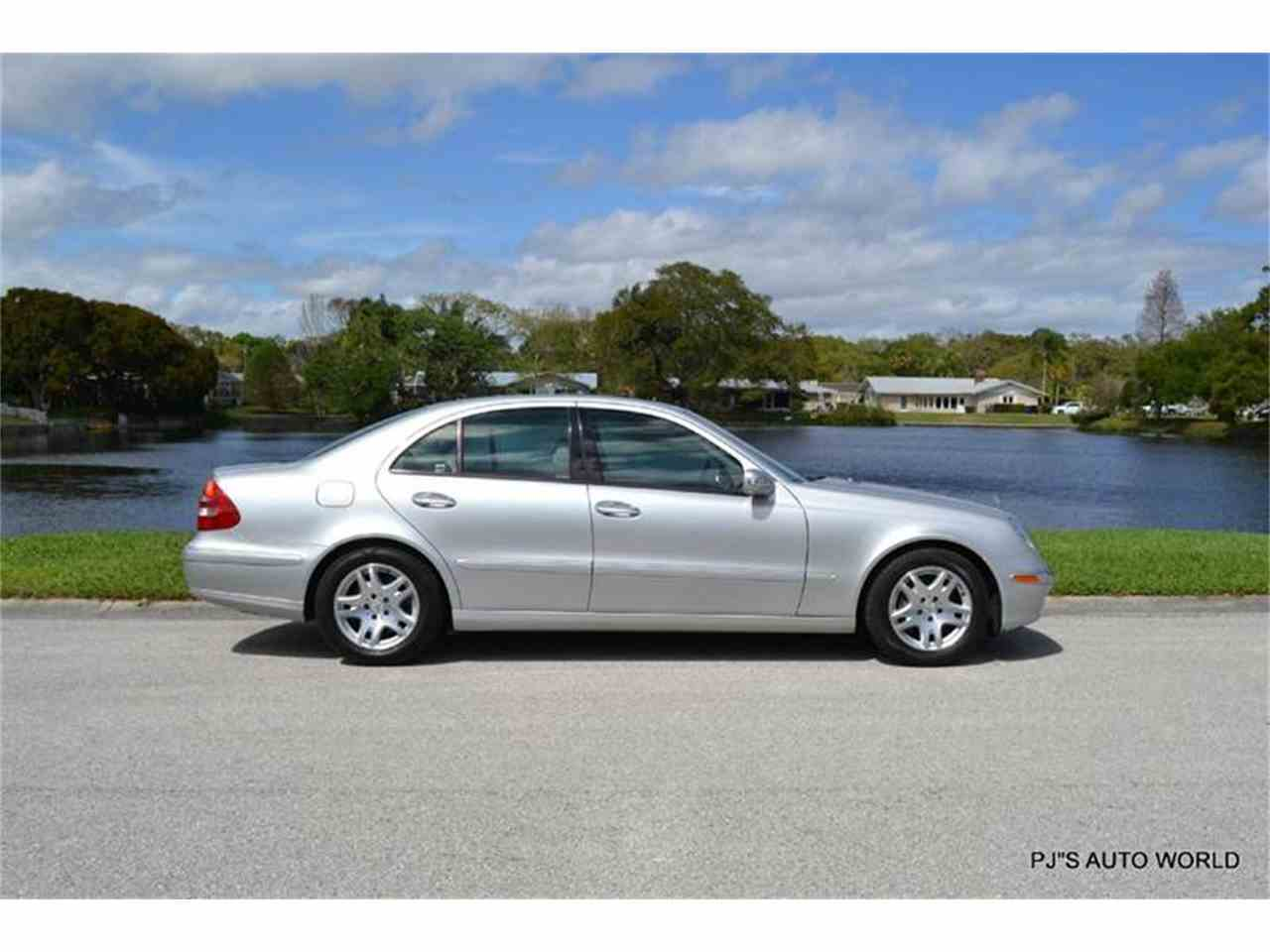 2003 Mercedes Benz E Class For Sale Cc