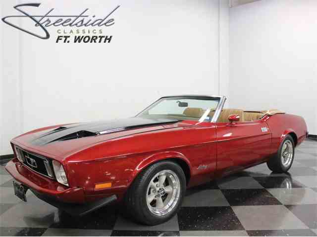 1973 Ford Mustang Convertible Resto-Mod | 966186