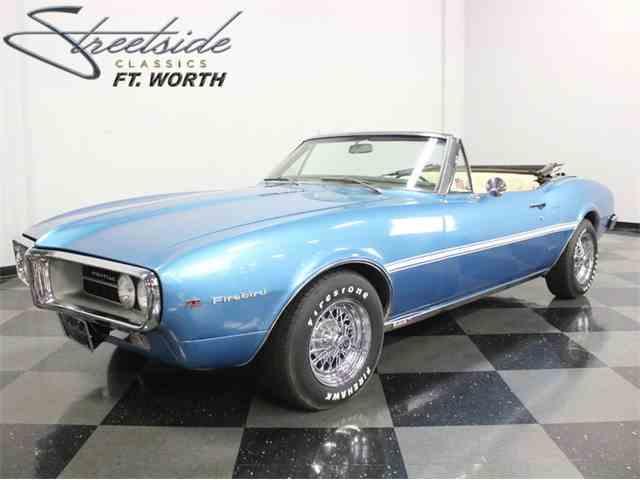 1967 Pontiac Firebird | 966189