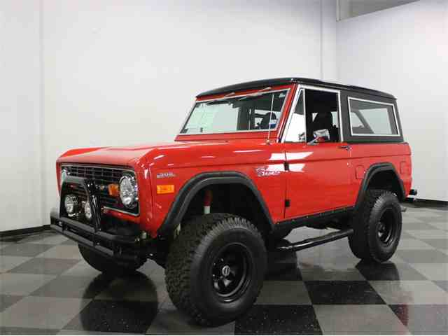 1977 Ford Bronco | 966190