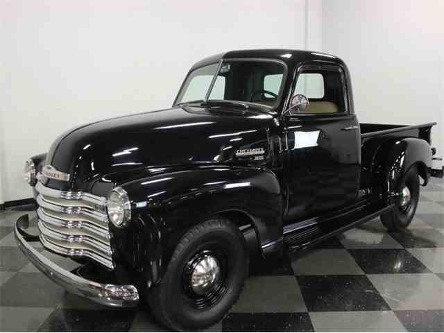 1950 Chevrolet 3100 3 Window | 966191