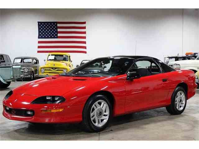 1996 Chevrolet Camaro For Sale On Classiccars Com 11