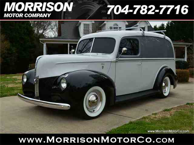 1940 Ford Panel Truck | 966199