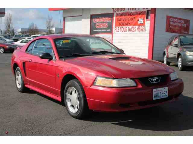 2000 Ford Mustang | 966208
