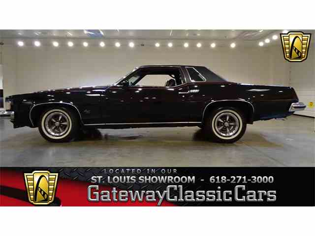 1973 Pontiac Grand Prix | 966216
