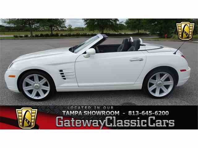 2005 Chrysler Crossfire | 966217