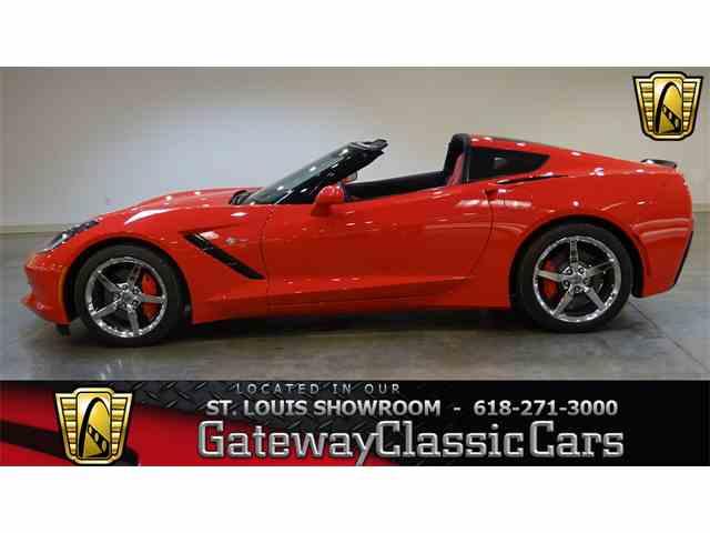 2014 Chevrolet Corvette | 966218