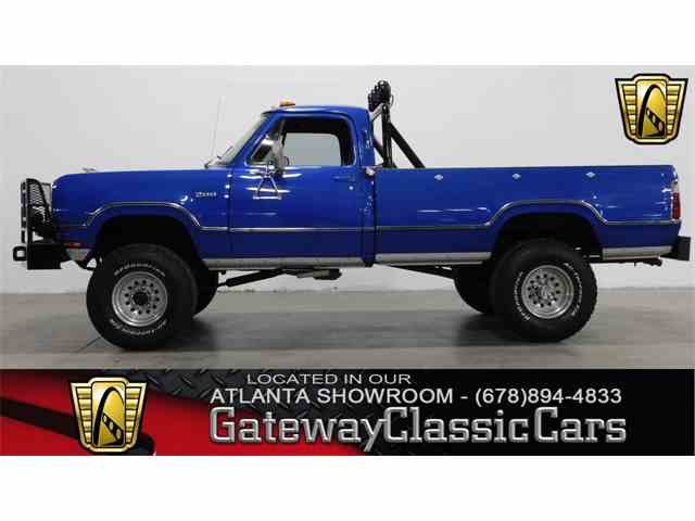 1973 Dodge Power Wagon | 966223