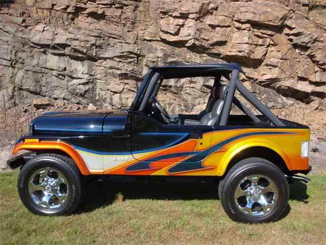1983 Jeep CJ7 | 966226