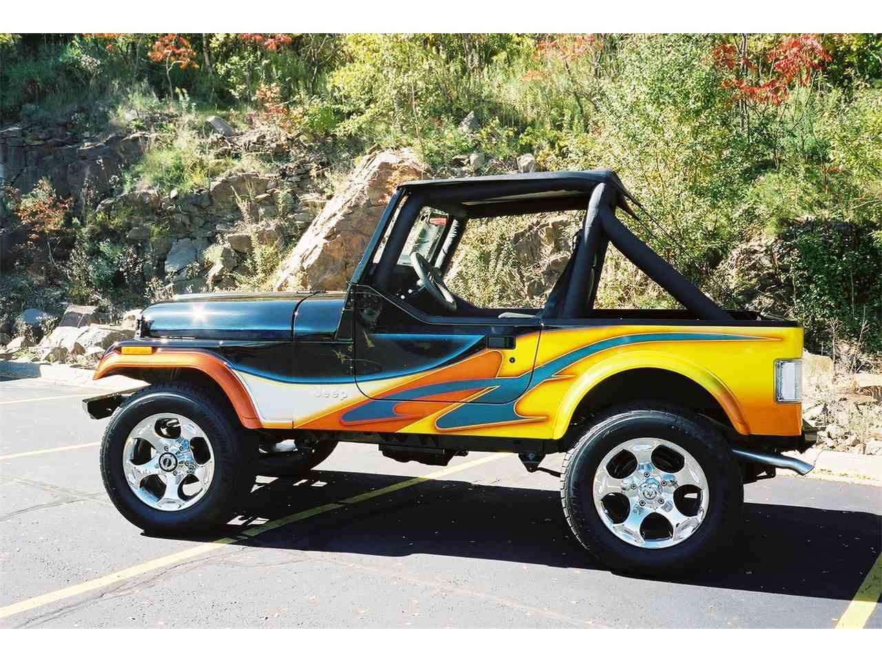 1983 Jeep Cj7 For Sale Classiccars Com Cc 966226