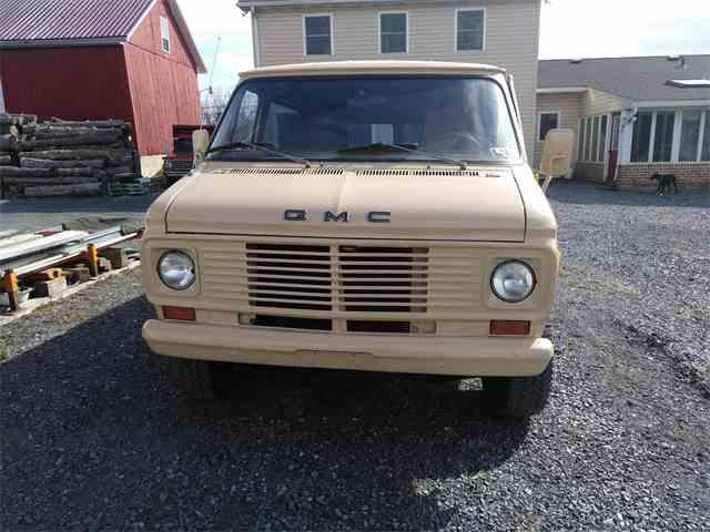 1977 GMC Vandura | 966236