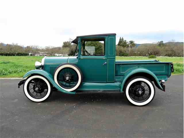 1929 Ford Model A | 966237