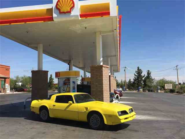 1978 Pontiac Firebird Trans Am | 966241
